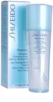 Shiseido Pureness osvěžující pleťová voda pro mastnou a smíšenou pleť