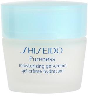 Shiseido Pureness hydratační gelový krém pro normální až smíšenou pleť