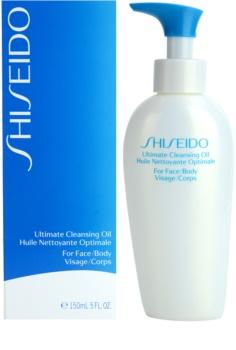 Shiseido Sun After Sun ulei de curatare dupa expunerea la soare