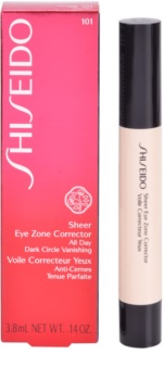 Shiseido Base Sheer Eye Zone korektor proti tmavým kruhom