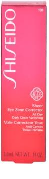 Shiseido Base Sheer Eye Zone korektor proti temnim kolobarjem