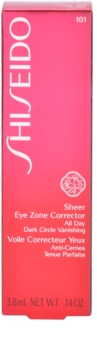 Shiseido Base Sheer Eye Zone korektor proti tmavým kruhům