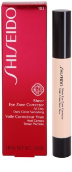 Shiseido Base Sheer Eye Zone korektor proti temnim kolobarjem