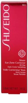 Shiseido Base Sheer Eye Zone korektor proti tmavým kruhom