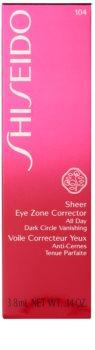 Shiseido Base Sheer Eye Zone Concealer To Treat Dark Circles