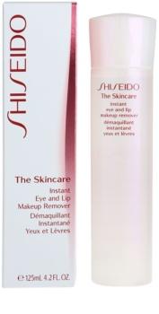 Shiseido The Skincare Zwei-Phasen Make up-Entferner für Augen und Lippen