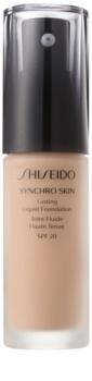 Shiseido Synchro Skin dlouhotrvající make-up SPF 20