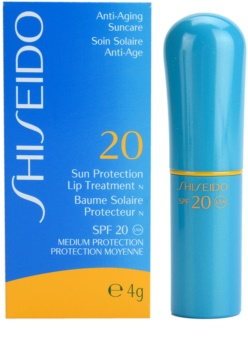 Shiseido Sun Protection ochranný balzam na pery SPF 20