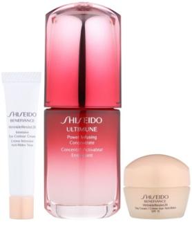 Shiseido Ultimune coffret III.
