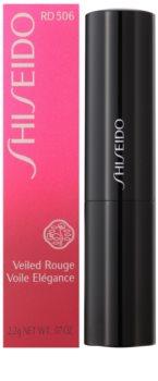 Shiseido Lips Veiled Rouge szminka nawilżająca