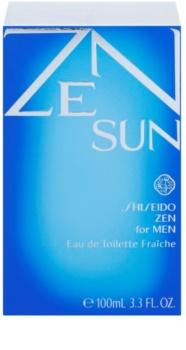 Shiseido Zen Sun for Men 2014 Eau de Toilette für Herren 100 ml