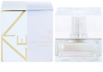 Shiseido Zen White Heat Edition Eau de Parfum para mulheres 50 ml