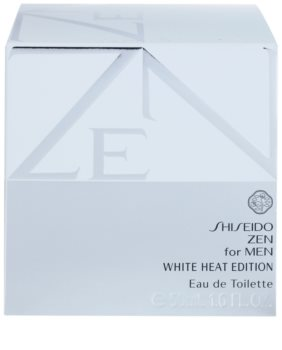 Shiseido Zen for Men White Heat Edition Eau de Toilette for Men 50 ml