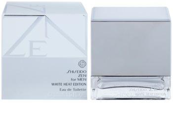 Shiseido Zen for Men White Heat Edition eau de toilette pour homme 50 ml
