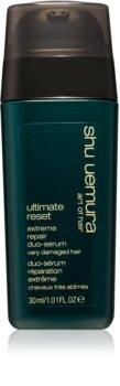 Shu Uemura Ultimate Reset sérum pre veľmi poškodené vlasy