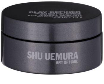 Shu Uemura Clay Definer tvarujúca pomáda na vlasy