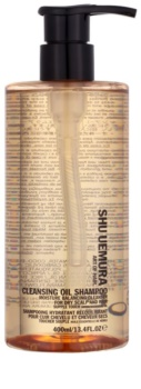 Shu Uemura Cleansing Oil Shampoo очищуючий шампунь на основі олійки