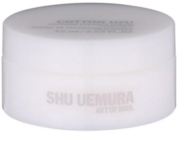 Shu Uemura Cotton Uzu crema modellante per capelli mossi
