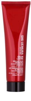Shu Uemura Color Lustre latte nutriente termoprotettivo per capelli tinti