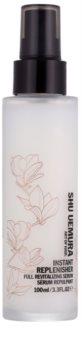 Shu Uemura Instant Replenisher reparačné sérum na vlasy s okamžitým účinkom