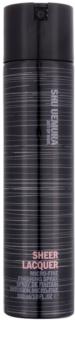 Shu Uemura Sheer Lacquer Hairspray For Wavy Hair