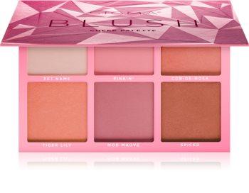 Sigma Beauty Blush arcpirosító paletta