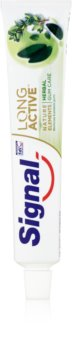 Signal Long Active Natural Elements Gum Protection Toothpaste