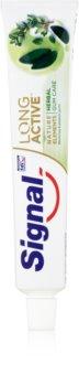 Signal Long Active Natural Elements Zubná pasta pre ochranu ďasien