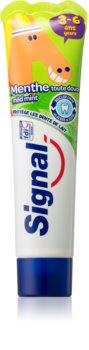 Signal Kids pastă de dinți pentru copii de 3 – 6 ani