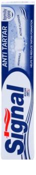Signal Anti Tartar dentífrico anticárie