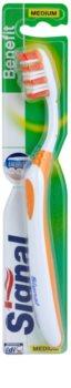 Signal Benefit escova de dentes medium