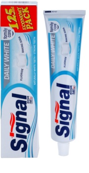Signal Daily White fogkrém fehérítő hatással