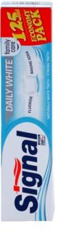 Signal Daily White zubná pasta s bieliacim účinkom