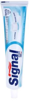 Signal Daily White Zahnpasta mit bleichender Wirkung