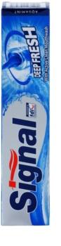 Signal Deep Fresh pasta de dinti pentru o respiratie proaspata