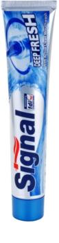 Signal Deep Fresh Zahnpasta für frischen Atem