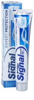 Signal Expert Protection Glowing White паста за зъби за искрящи бели зъби