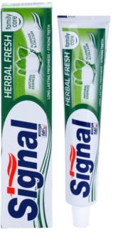 Signal Herbal Fresh fogkrém