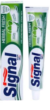 Signal Herbal Fresh zubná pasta