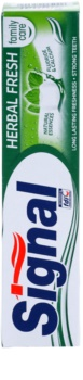 Signal Herbal Fresh pasta de dientes
