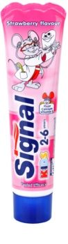 Signal Kids pasta de dientes para niños