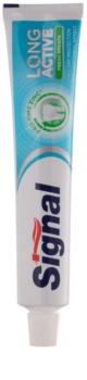 Signal Long Active Fresh Breath dentífrico para hálito fresco