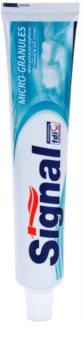 Signal Micro-Granules pasta de dientes