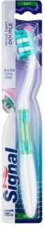 Signal Vertical Expert Double cepillo de dientes suave