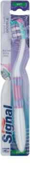 Signal Vertical Expert Double escova de dentes soft