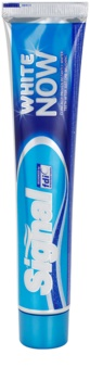 Signal White Now Toothpaste With Whitening Effect