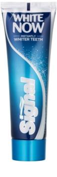 Signal White Now pasta de dientes con efecto blanqueador