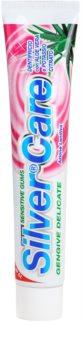 SilverCare Sensitive Zahnpasta für empfindliches Zahnfleisch