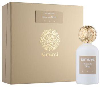 Simimi Blanc de Sisa woda perfumowana dla kobiet 100 ml