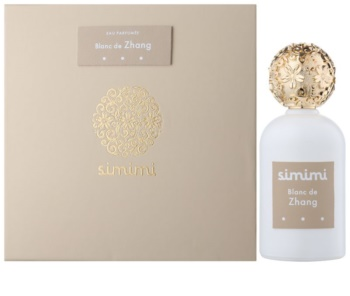 Simimi Blanc de Zhang eau de parfum para mujer 100 ml